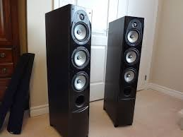 Best Looking Speakers Energy Connoisseur Cf 50 Tower Speakers Absolutely Mint Black On