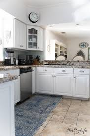 Area Rugs In Kitchen 5 Simple Ways To Warm Your Home With Area Rugs Shabbyfufu
