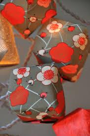 guirlande lumineuse papier japonais guirlande cubes voyage au japon guirlandes u0026 origami