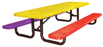Commercial Picnic Tables by Picnic Tables