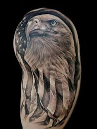 cool torn patriotic american flag guys forearm tattoos respect