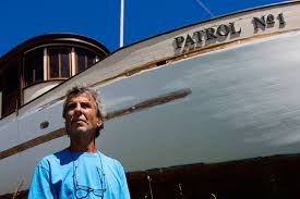 98 year old boat steals heart of man in port townsend u2014 and life
