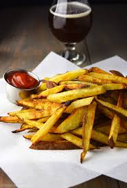 baked craft beer fries recipe french fries fries and beer