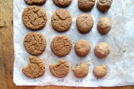 how to reduce sugar in cookies and bars flourish king arthur flour