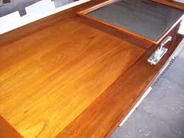 Teak And Holly Laminate Flooring From Teak Decks And Rub Rails To Complete Interior Refits