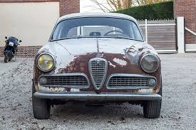 renault dauphine for sale this u002763 alfa romeo barn find is for sale rust included