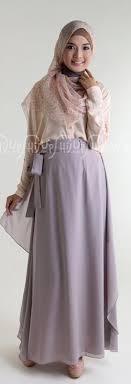 desain baju gamis hamil contoh baju muslim untuk ibu hamil masa kini intip yuk