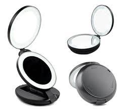 lighted magnifying makeup mirror descargas mundiales com