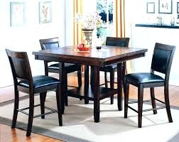 black dining room chairs set of 4 black dining table and 6 chairs dining room cool captivating round