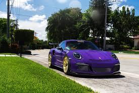 porsche purple ultraviolet purple porsche gt3 rs adv5 2 m v2 advanced series