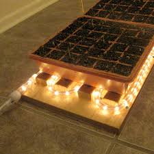 Diy Christmas Lights by Lighting Finds New Life In A Diy Heat Mat Its A Great Post