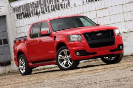 Ford Explorer Truck - 2008 ford sport trac adrenalin review top speed