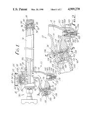 Frost Proof Faucet Parts Patent Us4909270 Anti Siphon Frost Free Faucet Google Patents