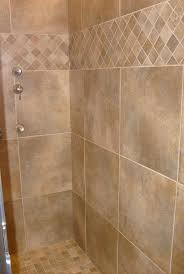 simple bathroom shower tile layout 20 in home design classic ideas