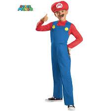 child super mario bros mario costume walmart com