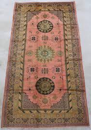 Abc Oriental Rugs Khotan Carpet Large Size 3 Medallion