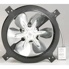attic aire whole house fan air vent gable mount vent type gable mount power fan 53315 power