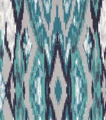 southwest fabric turquoise black u0026 gray home decor fabric joann