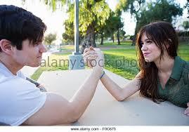 Bench Couple Shirt - muscle t shirt stock photos u0026 muscle t shirt stock images alamy