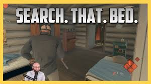welcome to search that bed friday the 13th the game youtube