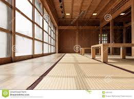 japanese style room stock photo image 42637318