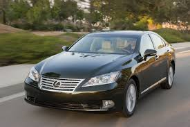lexus es 2007 2012 lexus es 350 review top speed