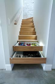 kreative wohnideen treppenhaus mit schubladen gestalten kreative wohnideen