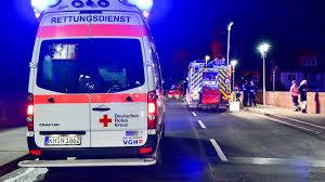 Feuerwehr Bad Kreuznach Suchaktion In Bad Kreuznach Mann Schwimmt In Nahe Und