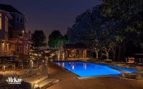 outdoor lighting blog mckay landscape lighting part 5 pool