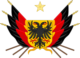 Byzantine Empire Flag Coat Of Arms Of The German Empire By Tiltschmaster On Deviantart
