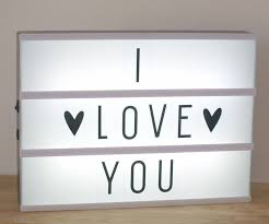 light boxes for sale a4 size battery operated led cinematic light box with letters