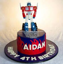 optimus prime cakes handmade fondant optimus prime transformers cake cake by