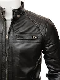 mens moto jacket men u0027s black biker leather jacket sibiu men caine