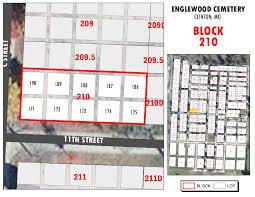 Joplin Mo Map 11 Englewood Cemetery Henry County Missouri