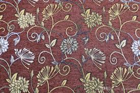 Home Decorator Fabric 2018 2017 New Chenille Jacquard Cloth Home Furnishing Textile