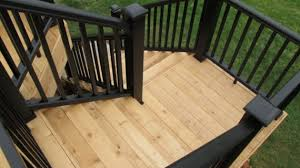 Corner Deck Stairs Design Deck Stair Design Deck Stairs Designs Corner Deck Design And
