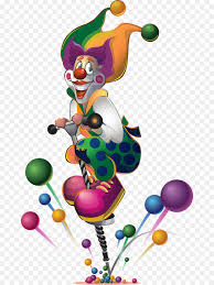wedding invitation clown birthday greeting card vector show clowns clown happy birthday to you clip clown png 724 1200
