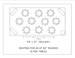 Round Table Seating Capacity Floor Plans The Butler County Fair A Family Tradition Since 1851