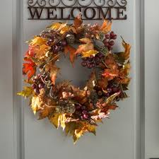 fall wreaths you u0027ll love wayfair