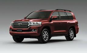 latest toyota new toyota land cruiser 200 launched in india priced at rs 1 29