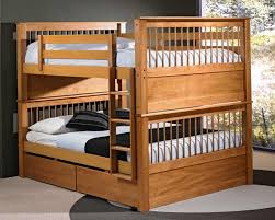 Double Bed Size Bunk Beds Home Design Ideas - Double top bunk bed