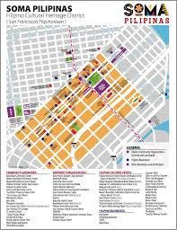 San Francisco Districts Map by Sffcc In Soma Pilipinas U2014 San Francisco Filipino Cultural Center