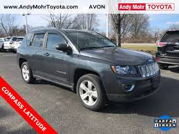 jeep crossover 2015 used 2015 jeep compass high altitude 4d sport utility near