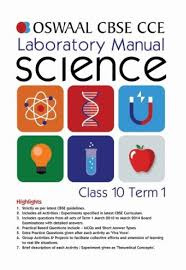 oswaal cbse cce laboratory manual for class 10 term i april to