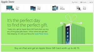apple australia black friday sale it s all about gift cards
