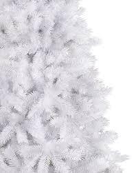 winter white artificial tree treetopia
