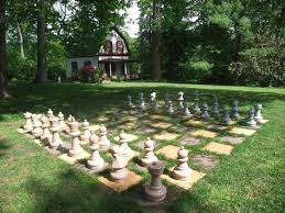 giant outdoor chess pieces outdoor chess giant chess set large
