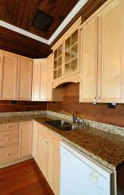 wood backsplash kitchen a wood backsplash is a great alternative