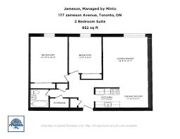 20 joe shuster way floor plans 177 jameson avenue toronto on m6k studio apartment for rent