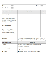 sample reports sample data analysis report template sample data